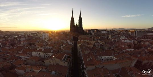 Clermont Ferrand Drone